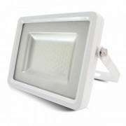 LED reflektor , 100 Watt , Ultra Slim , SMD , természetes fehér