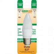 BEC LED E27 5W 220V 6400K ODO
