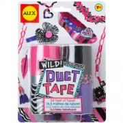 Alex Toys Do-It-Yourself Wear Wild Duct Tape Kit