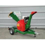 Green Technik Rozdrabniacz spalinowy BC 200HD H13 Raty 10 x 0% | Dostawa 0 zł | Dostępny 24H |Olej 10w-30 gratis | tel. 22 266 04 50 (Wa-wa)