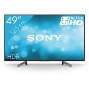 Sony KD-49XG8096 - 4K tv