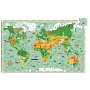 Puzzle observatie - In jurul lumii, 200 piese