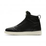 Nike Scarpa Air Jordan 1 High Zip - Donna - Nero
