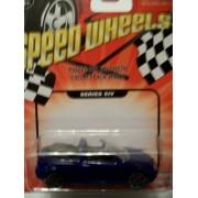 Speed Wheels Vw Golf Gti Convertible ~ Blue (Series Xiv)