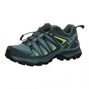 Salomon X Ultra 3 GTX Trail Zapatillas de Running para Mujer, rtico, 9.5 M US