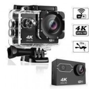 Camera video sport AUSEK AT-Q305 Ultra HD 4K30FPS WIFI HDMI rezistenta la apa accesorii