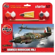 KIT CONSTRUCTIE AVION HAWKER HURRICANE MKL (55111)
