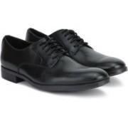 Clarks Conwell Plain Formal Shoes For Men(Black)
