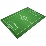 Van der Meulen Play Mat Football Pitch 95x133 cm 0309090