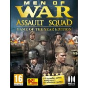 MEN OF WAR: ASSAULT SQUAD - GAME OF THE YEAR EDITION (GOTY) - STEAM - PC - WORLDWIDE
