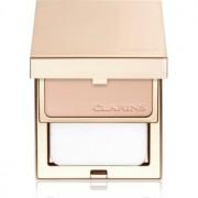 Clarins Face Make-Up Everlasting Compact Foundation base compacta de longa duração SPF 9 tom 110 Honey 10 g
