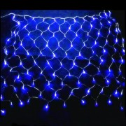 Plasa Luminoasa Craciun 1.5x1.5m 120LED Albastre FI P MRL