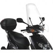Givi Motorrad-Windschutzscheibe Givi Montagekit A283A für Scheibe 128AG an Yamaha schwarz