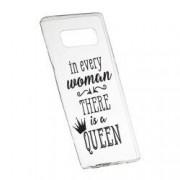 Husa de protectie Woman Queen Samsung Galaxy S10 Plus rez. la uzura Silicon 227