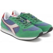 Diadora K-RUN C II Running Shoes For Men(Green)