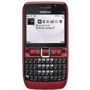 Refurbished Nokia E63 Red (6 Month Warranty By Warranty Bazaar)