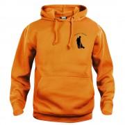 Jägare i Skåne Spaniel Orange Basic Hoodtröja