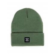 Zimní čepice Herschel Abott - Zelená army
