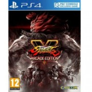 Street Fighter V: Arcade Edition, за PS4