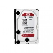 WESTERN DIGITAL HD 3,5 2TB 5400RPM 64MB SATA3 RED WD RED NAS STORAGE RELOADED