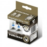 GE Megalight Ultra H4 +130% 50440XNU 2db/csomag