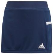 adidas T19 Girls Skort - blauw donker - Size: 116