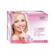 Hot: Intimate Care, Soft Tampons, 10-pack