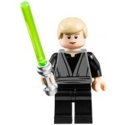 LEGO Star Wars LOOSE Mini Figure Luke Skywalker with Silver Lightsaber [Return of the Jedi]