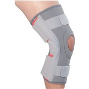 Kudize Functional Knee Stabilizer Deluxe Gray -XXl