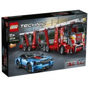 LEGO Technic: Transportor de masini 42098, 11 ani+, 2493 piese (Brand: LEGO)