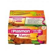 PLASMON (HEINZ ITALIA SpA) Plasmon Omogeneizzato Di Carne Manzo 4x80g