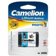 CAMELION Pile lithium 2CR5 6V