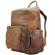 Florence Leather Market Zaino Michael in vintage-pelle di vitello (68031)