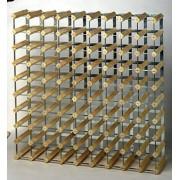 bortartó rács alumínium lemez közökkel 196 bornak natúr