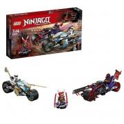 Конструктор LEGO Ninjago Уличная погоня