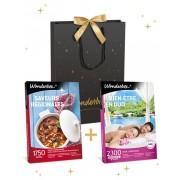 Wonderbox Coffret cadeau Bien-être en duo + Saveurs régionales - Wonderbox