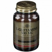 Solgar L-Glutamine 500 mg pc(s) capsule(s)