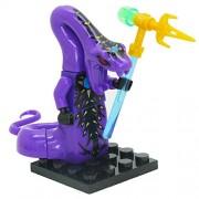 Generic LegoINGlys NinjagoINGlys Ninja Heroes Jay Cole Zane NYA Lloyd with Weapons Action Buliding Blocks Toys of Children Dark Khaki
