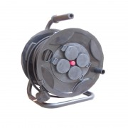 Prelungitor pe tambur 4P 40m cu protectie termica Comtec MF0012-03730