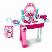 BABYKING Luggage Beauty Set with Light and Music