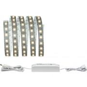 Banda LED MaxLED 1,5m 10W, lumina calda, incl. transformator