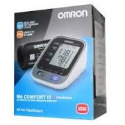 Corman Omron M6 Comfort Intellisense Misuratore pressione automatico + custodia