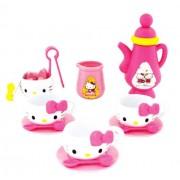 Hello Kitty Toy Pretend Tea Set