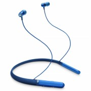 HEADPHONES, JBL LIVE220, Wireless, Microphone, Blue (JBLLIVE220BTBLU)