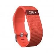 Fitbit Charge HR Pequeña Naranja