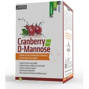 iOTH Super formulation of Cranberry Extract + D-Mannose - 50 Softgels