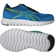 Reebok Sublite Rush K - scarpe tempo libero - bambino - Light Blue/Light Yellow