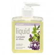 Săpun lichid si gel de dus bio din plante Lavandă-Măsline 300ml