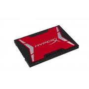 Disco SSD KINGSTON 240Gb SATA3 HyperX Savage -520R/510W 89K IOPs