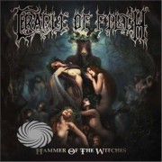Video Delta Cradle Of Filth - Hammer Of The Witches - CD